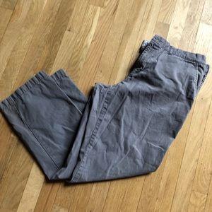 Men's Tommy Hilfiger Gray Pants